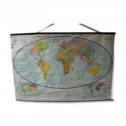 Polityczna mapa świata, 1983r