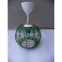lampa z oryginalnym oplotem